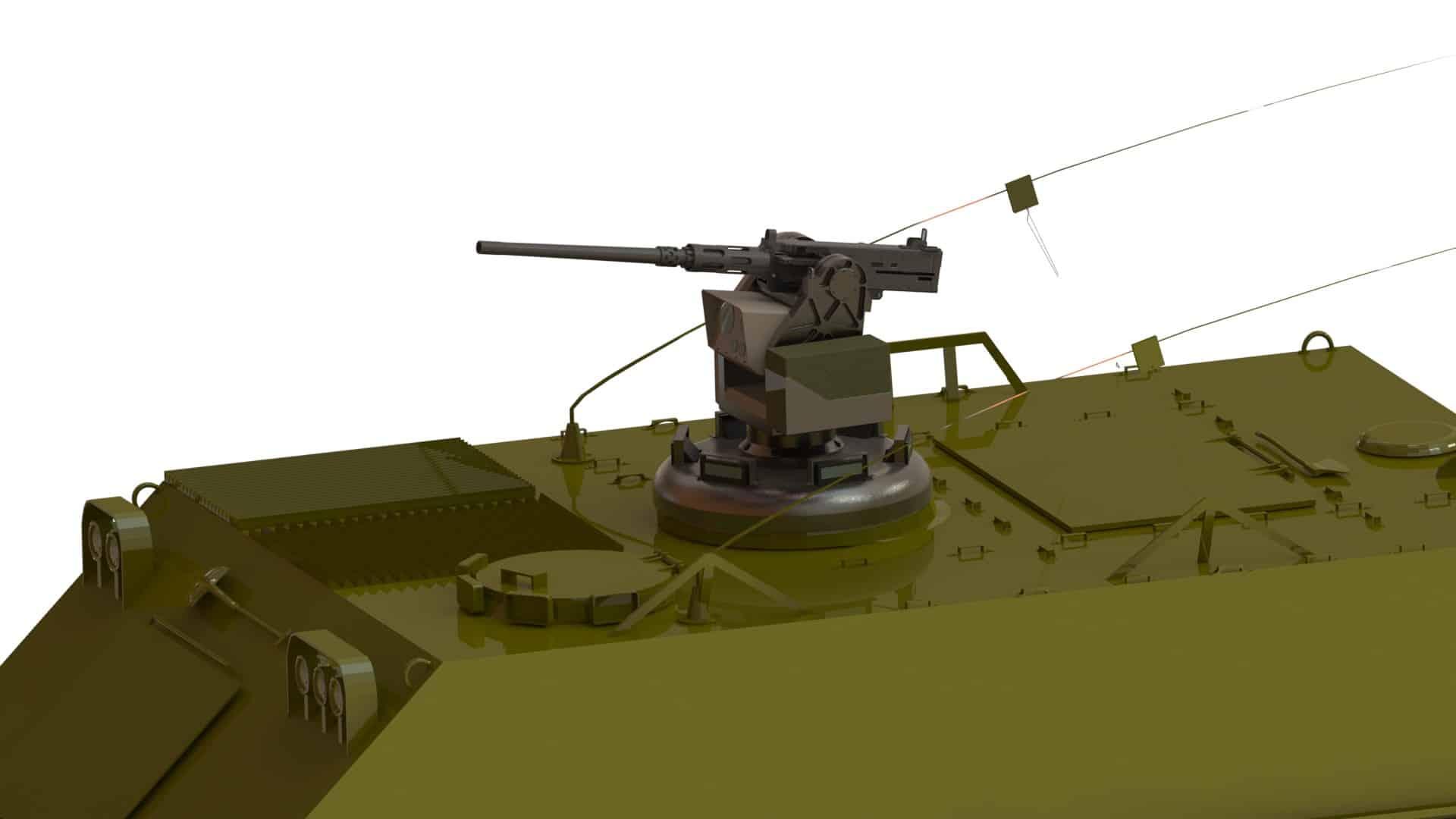 m113 RWS8
